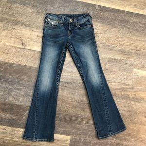 Girls True Religion Jeans